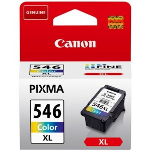 Cartuccia Canon CL-546XL